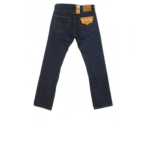 Levis 501 Original Fit Blue Stone Washed