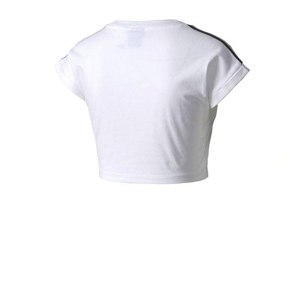 Adidas Cropped Top White - Kong Online - 2