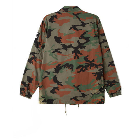Obey Tripper Jacket Camo