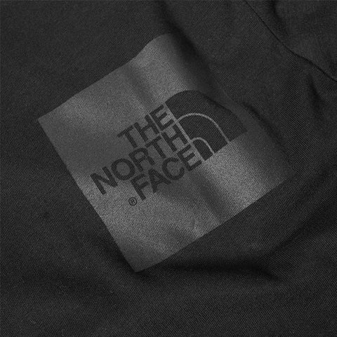 The North Face LS Fine Tee Black - Kong Online - 2