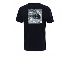 The North Face S/S Redbox Cel Tee TNF Black