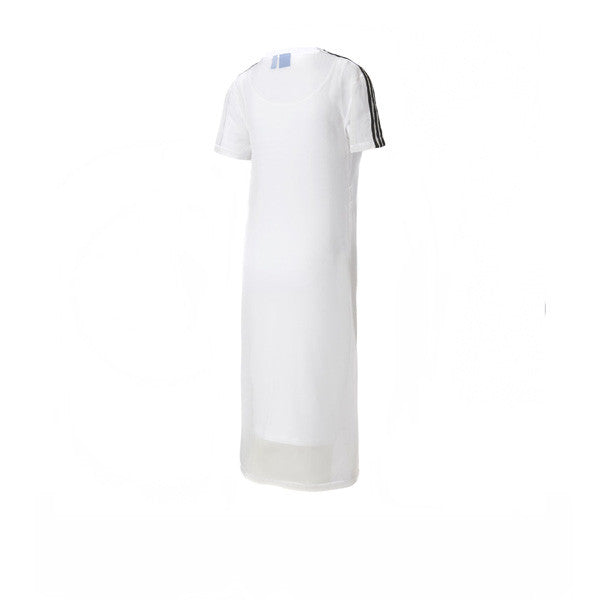 Adidas 3S Layer Dress White - Kong Online - 2