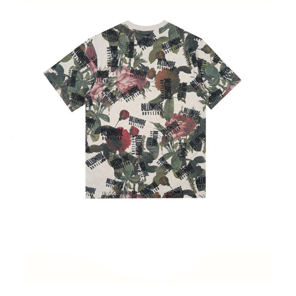 Billionaire Boys Club Floral All Over Print T-Shirt Floral