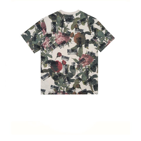 BBC Floral All Over Print T-Shirt Floral