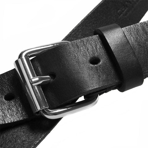 Carhartt Ryan Belt Black Silver