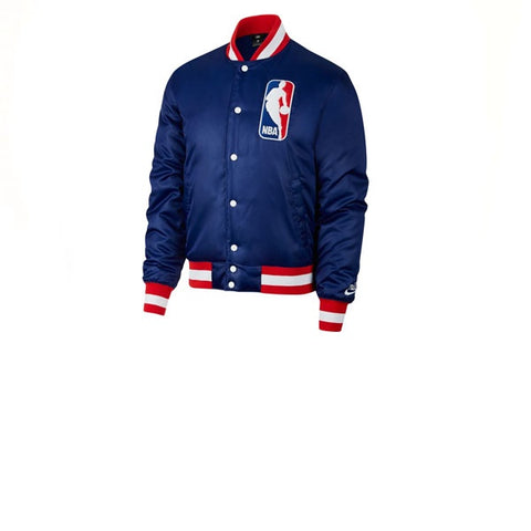 Nike SB x NBA Jacket Deep Royal Blue