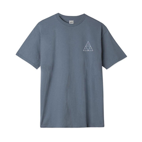 HUF S/S Hologram Tee Blue Mirage
