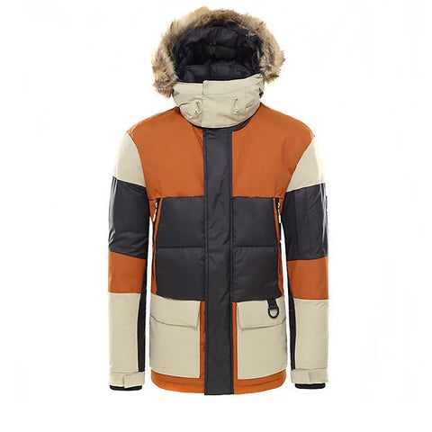 The North Face Vostok Parka Caramel Cafe