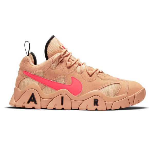 Nike Air Barrage Low Vachetta Tan/Laser Crimson-White Onyx