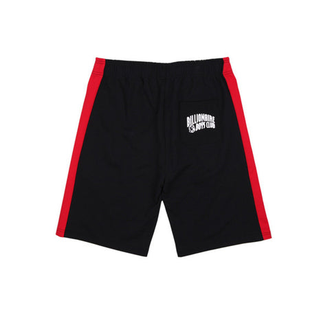 BBC Approach + Landing Sweatshorts Black Red - Kong Online - 2