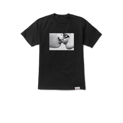 Diamond Rapture Tee Black