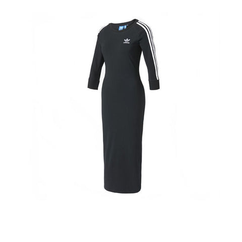 Adidas 3Stripes Dress Black - Kong Online - 1