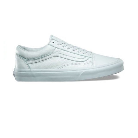 Vans Old Skool (Leather) Mono Ice Flow