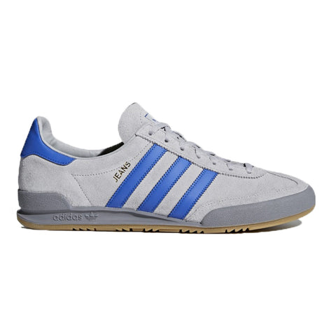 Adidas Jeans Grey Two Hi-Res Blue Grey Three