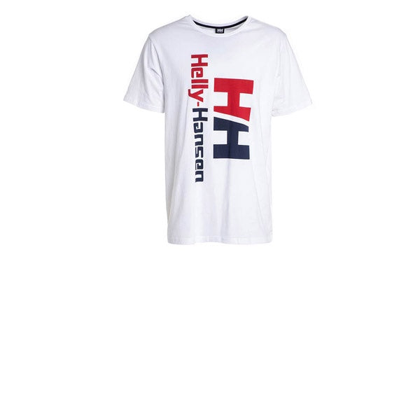 Helly Hansen Retro T-Shirt White