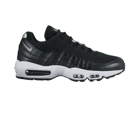 Nike Air Max 95 Prm Black Chrome Black Off White