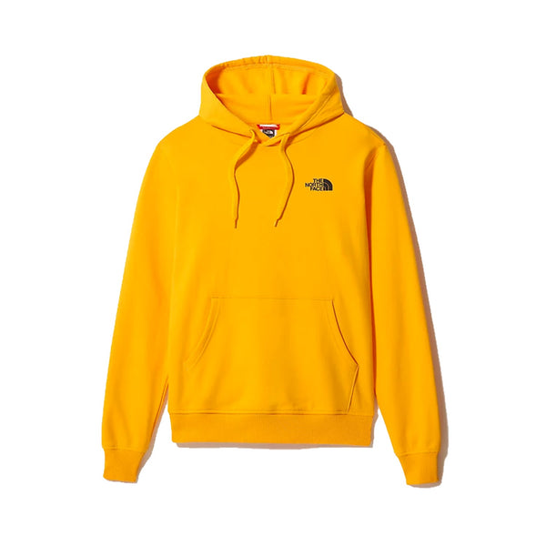 The North Face Throwback Hoodie Summit Gold