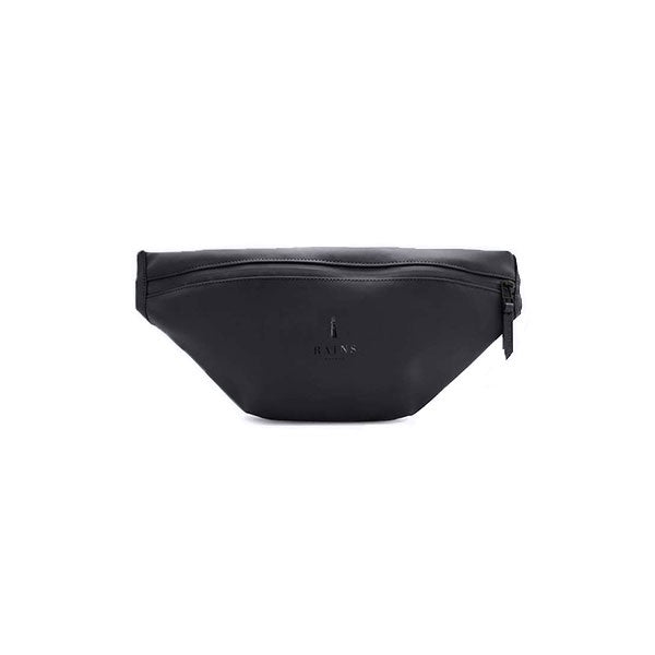 Rains Bum Bag Black