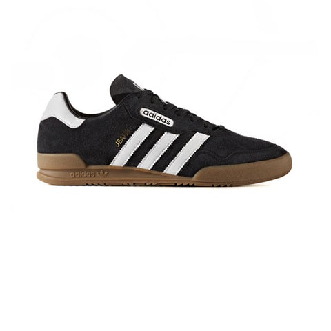 Adidas Jeans Super Black White Gold
