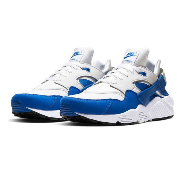 Nike Air Hurache Run DNA CH .1 White Game Royal Nuetral Grey