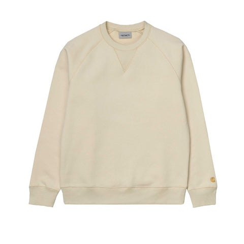 Carhartt Chase Sweat Flour Gold