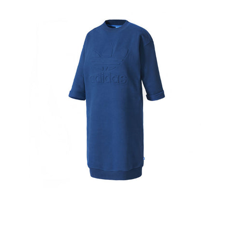 Adidas Sweat Dress Mystery Blue - Kong Online - 1