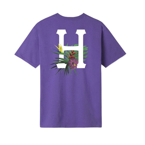 HUF Jungle Classic H SS TEE Ultra Violet