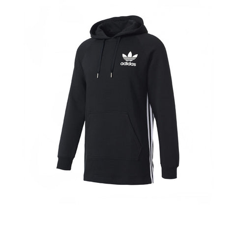 Adidas Elongated Hoody Black