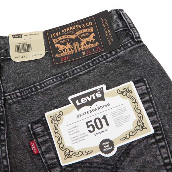 Levi's® Skate 501 SE STF Morning Side