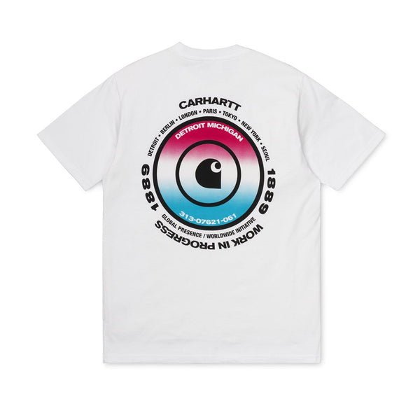 Carhartt S/S Worldwide T-Shirt White