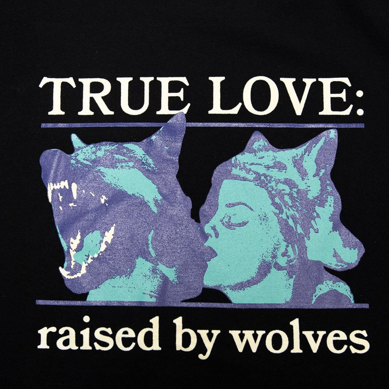 Raised by Wolves Absolutes Tee Black