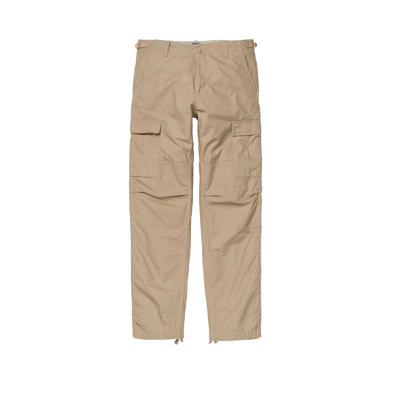 Carhartt WIP Aviation Pant Leather Rinsed
