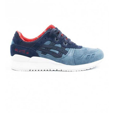 Asics Gel-Lyte III Blue Mirage India Ink - Kong Online - 1
