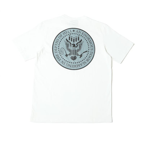 Kong Eagle Tee White