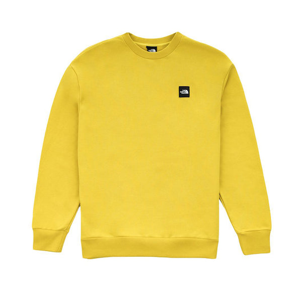 The North Face Mos Crew Bamboo Yellow