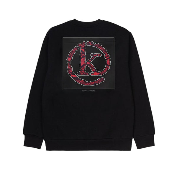 Kong Sample Sweatshirt Black
