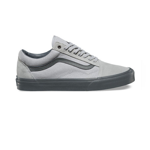 Vans Old Skool (C&D) High Rise Pewter - Kong Online - 1