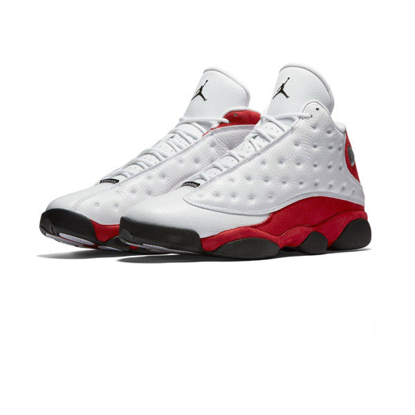 Air Jordan 13 Retro White Black True Red