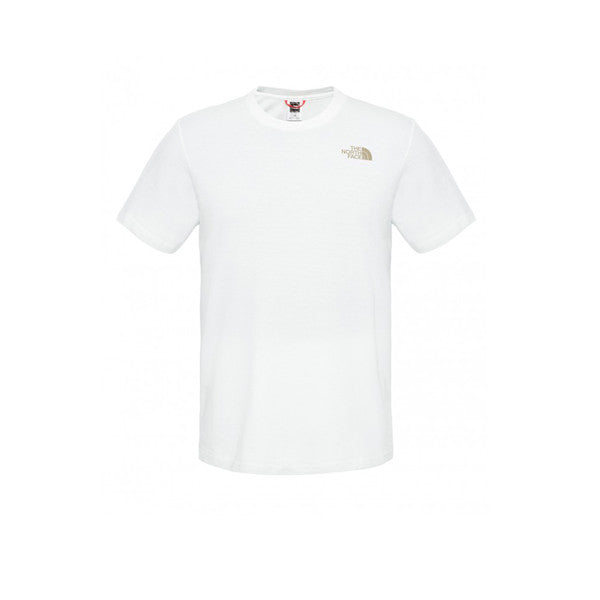 The North Face Simple Dome Tee White - Kong Online - 1