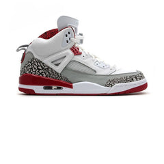 Air Jordan Spizike White Varsity Red