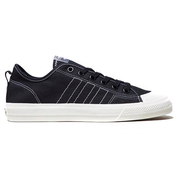 Adidas Nizza RF Core Black White