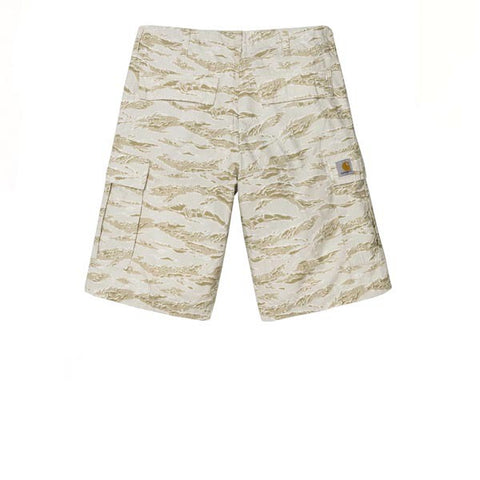 Carhartt Regular Cargo Short Camo Tiger Desert Rinsed