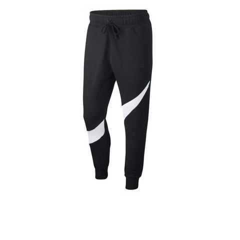 Nike Big Swoosh Pant Black White Black