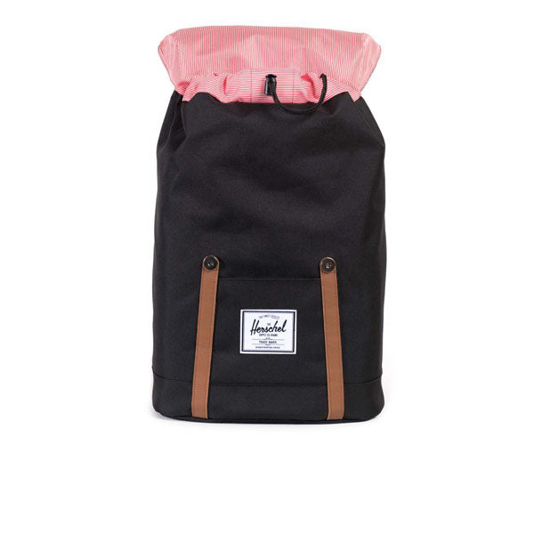 Herschel Retreat Backpack Black Tan