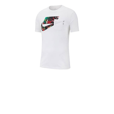 Nike Sportswear NSW Pocket Tee White