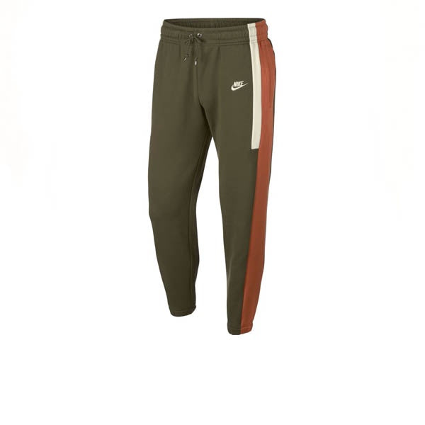 Nike Re-Issue Pant Fleece Olive Canvas