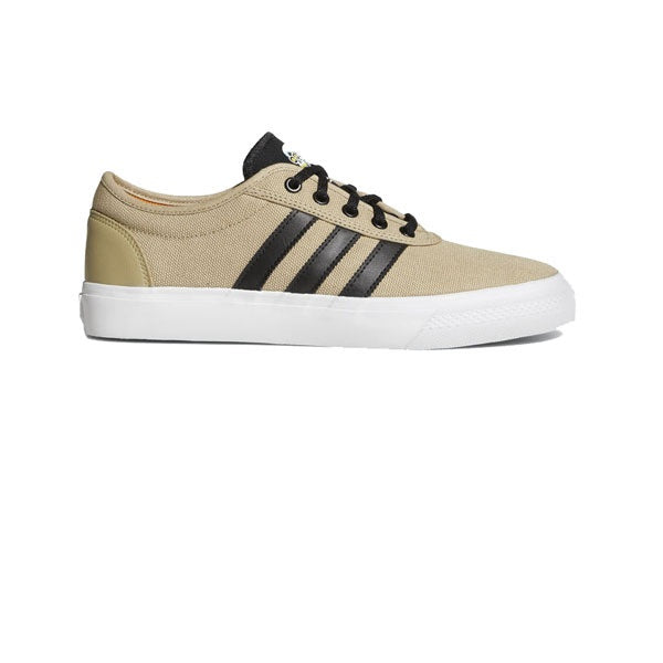 Adidas Adi-Ease Raw Gold Black White