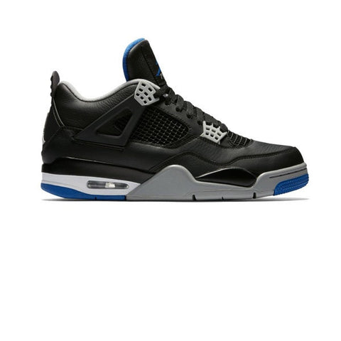 Air Jordan 4 Retro Black Game Royal