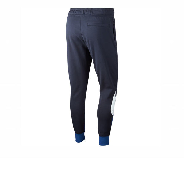 Nike Big Swoosh Pant Obsidian White Indigo Force