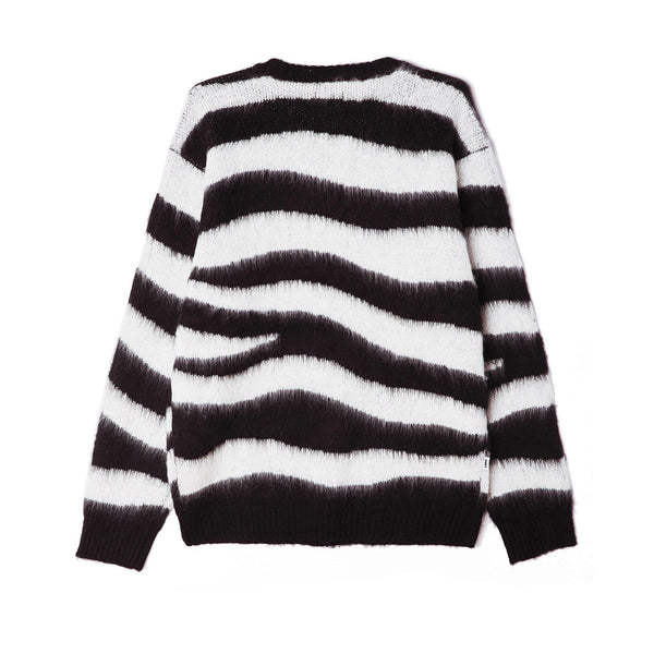 Obey Dream Sweater Black Multi